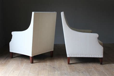 A Chic Pair Of C19th Armchairs In Seating