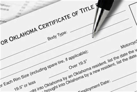 oklahoma tax commission forms publications