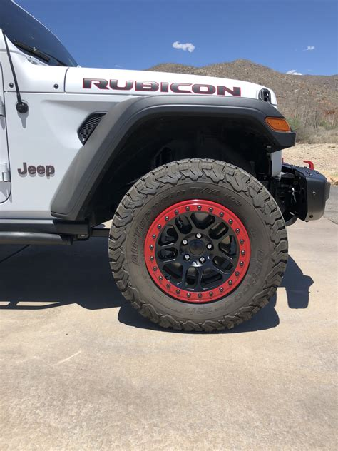 mopar beadlocks   jlu  jeep wrangler
