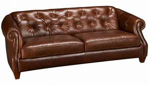 Natuzzi editions tufted back leather sofa jordan39s for Natuzzi red leather sectional sofa