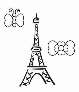 Torre Eiffel Para Imprimir
