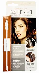 Cover Your Gray Brush In Medium Brown Hair