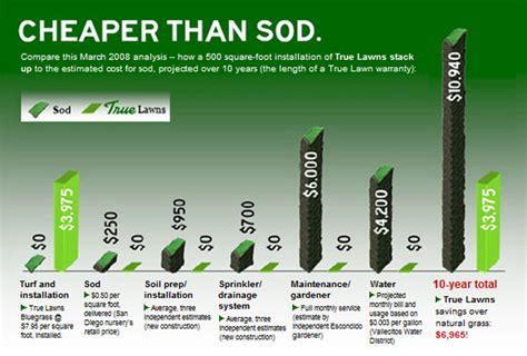 cost of lawn cheaper than sod synthetic grass artificial lawn fake turf