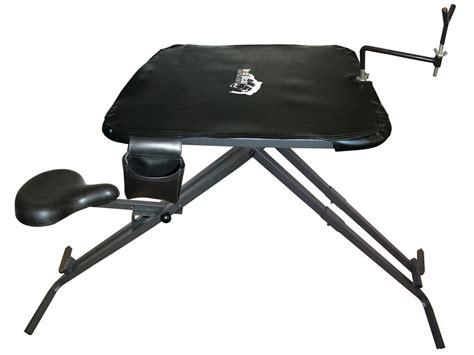portable shooting bench do all iron portable shooting bench steel black