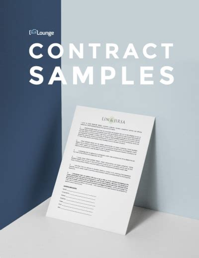 shooter contract sample
