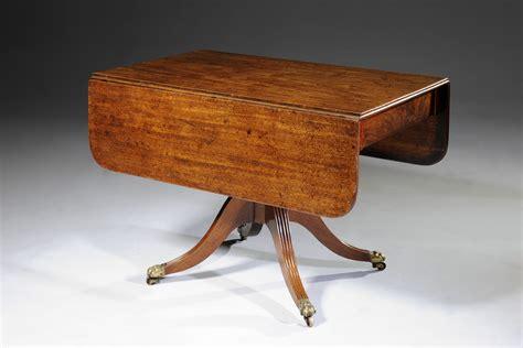 antique l tables sale ottery antique furniture mahogany centre pillar