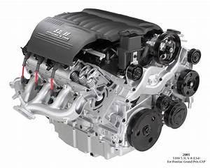 Ls4 5300 V8 Engine