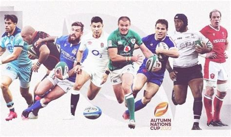 Autumn Nations Cup 2020: TV coverage, live stream ...
