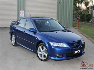 Mazda 6 Luxury Sports 2004 5d Hatchback 5 Sp Manual 2 3l