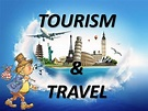 Tourism and travel - lesson