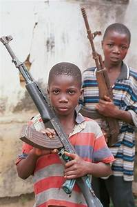 Ending the Use of Child Soldiers - Making Change Now