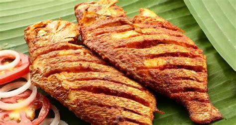 and easy canapes kerala fish fry meen varathathu recipe by niru gupta
