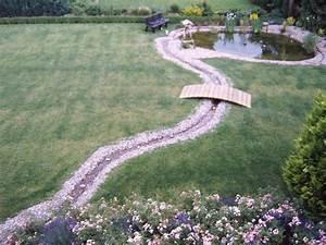 Teich Bachlauf Selber Bauen : genug bachlauf selber bauen aus beton an97 messianica ~ Michelbontemps.com Haus und Dekorationen