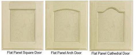 flat panel kitchen cabinet doors custom flat panel door
