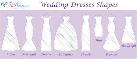 Find The Perfect Wedding Dress For Your Body Type