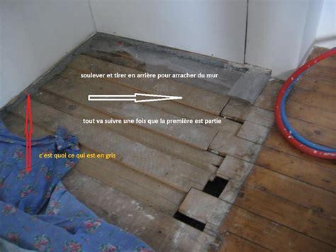 faire un ragreage sur plancher bois faire un plancher