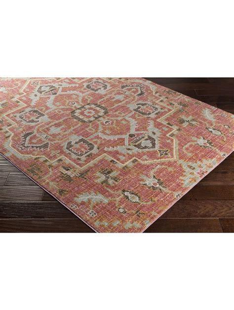 Coral Color Bathroom Rugs by Best 25 Coral Rug Ideas On Coral Baby Rooms