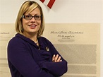 Kyrsten Sinema Wants To Be Arizona's First Out Bisexual ...