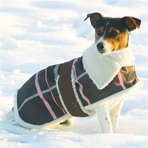 Dura Tech Fleece Dog Coat In Dog Coats Jackets At