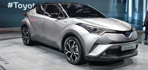 2016 Toyota C-hr Türkiye Fiyatı Ne Olur