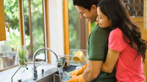 Why Husbands Who Share Household Chores Miss Out On Sex Cnn Com