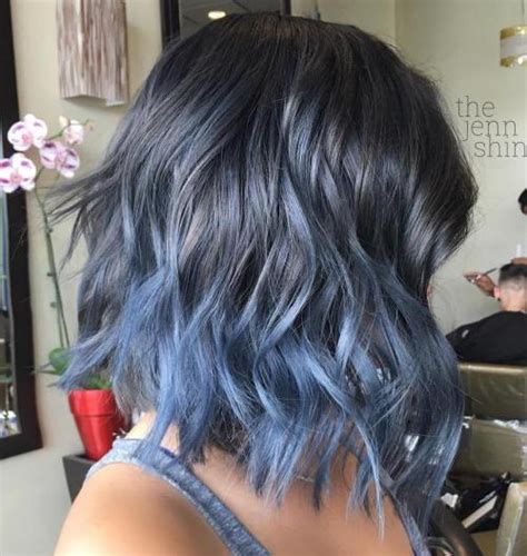 These are praised by many ladies for their versatility and easy maintenance since the length is appropriate for both wearing the hair loose and creating various updos. 35 Hottest Short Ombre Hairstyles 2021 - Best Ombre Hair ...