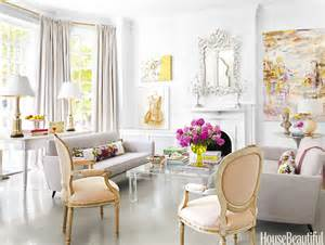 livingroom pictures decor pink decorating ideas ultra feminine virginia townhouse cool chic style fashion