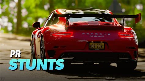 Much like in the real. Forza Horizon 4 | PR Stunts (Series 20 Summer) - YouTube