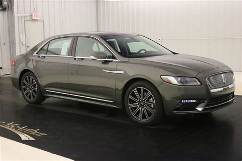 lincoln 2017 car 2017 lincoln continental for sale