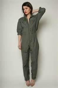 army jumpsuit shop yo vintage