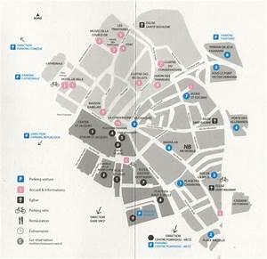 Plan De Metz : nuit blanche 4 nb4 metz 2011 tout metz ~ Farleysfitness.com Idées de Décoration