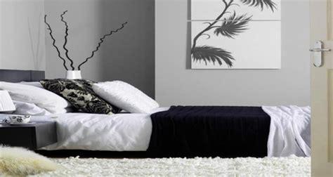 deco chambre gris blanc le tapis de sol pour la chambre à coucher archzine fr