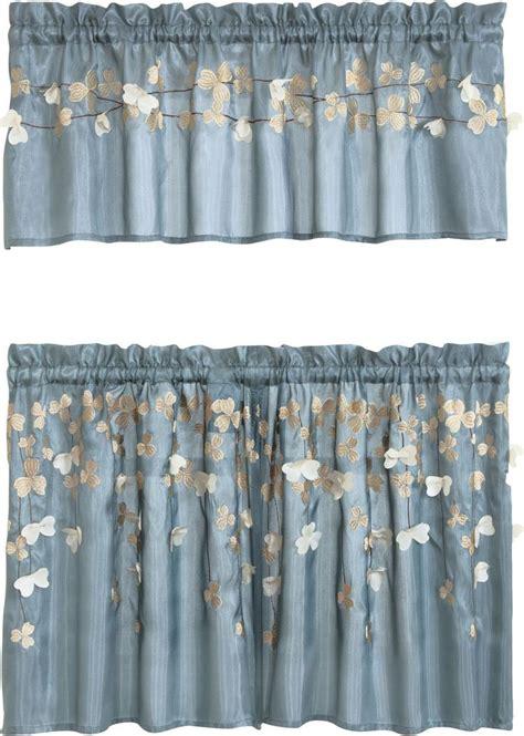 tier curtains ideas  pinterest pom pom