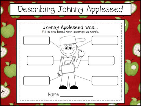 peace and learning johnny appleseed freebies and a sale