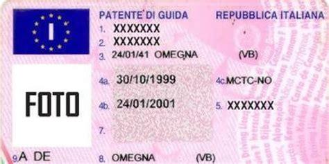Motorizzazione Ufficio Patenti - cause revoca patente guida
