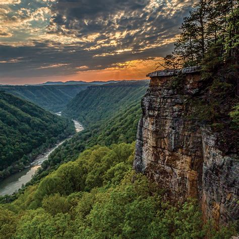 See The South: National Parks of Southern West Virginia ...