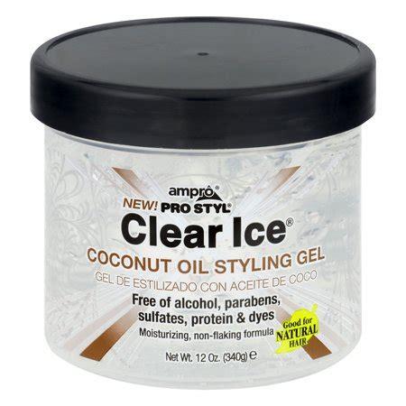 pro style hair gel ro pro styl clear coconut styling gel 12 0 oz 1590