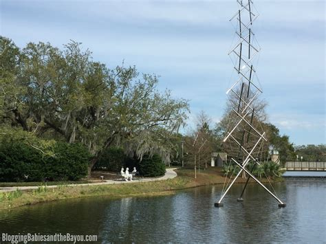 quite mornings at the new orleans museum of and sculpture garden bayoutravel
