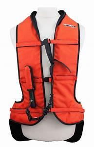 Helite Airbag Weste : helite turtle airbag weste orange cs bikewear ~ Kayakingforconservation.com Haus und Dekorationen