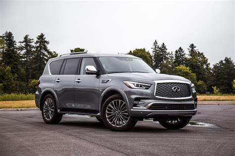 Review Infiniti Qx80 by Review 2018 Infiniti Qx80 Car