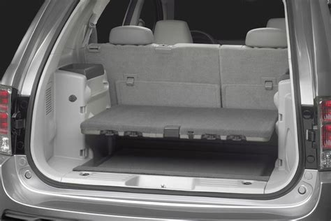 chevrolet equinox trunk picture pic image