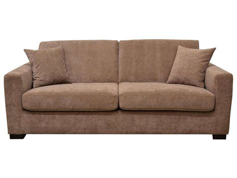 canap 233 convertible 2 places soflit coloris taupe