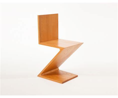 Gerrit Rietveld Stuhl by I I Gerrit Rietveld Zig Zag Chair 529 Made In Italy