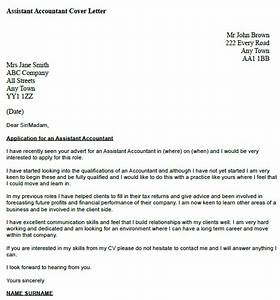 Assistant accountant cover letter example icoverorguk for Cover letter for assistant accountant position