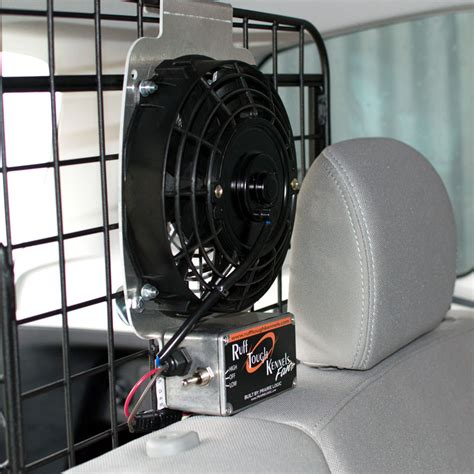dog crate fan system ruff tough dog kennel fan 179 95 free shipping us48