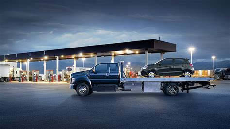 New Ford F-650 And F-750 For Sale