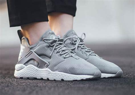nike air huarache run ultra quot stealth grey quot sneakernews com