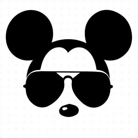 Free mickey mouse icons in wide variety of styles like line, solid, flat, colored outline, hand drawn and many more such styles. Mickey Mouse SVG sunglasses Disney Mickey Mouse sunglasses ...