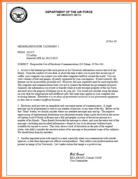 Army Letter Format 6 Army Letterhead Template Company Letterhead
