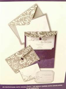 17 best ideas about hobby lobby wedding invitations on With hobby lobby purple wedding invitations